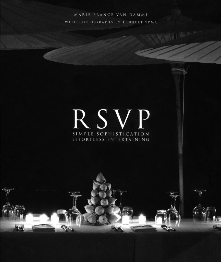 RSVP: Simple Sophistication. Effortless Entertaining